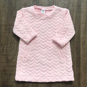 Baby girls dress pockets